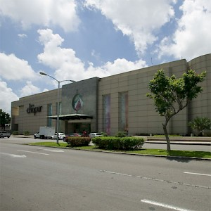 This upscale department store, called Chapur, is owned by Lebanese immigrants. <a href=></a>