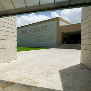 What modern part of the world would be complete without a Walmart Supercenter? As Walmarts go, this may be one of the best we've seen. <a href=></a>