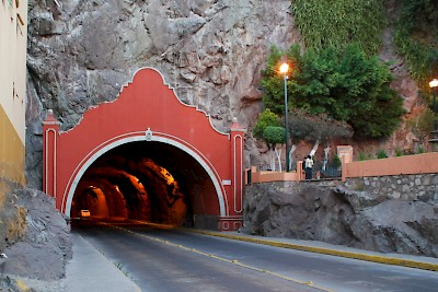 The tunnels of Guanajuato <a href=></a>