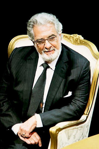 "Placido Domingo, ""the king of opera.""  His mother was a popular Basque singer.  His first professional performance was as a pianist for his mother's concert in Mérida, Yucatan. <a href=></a>"