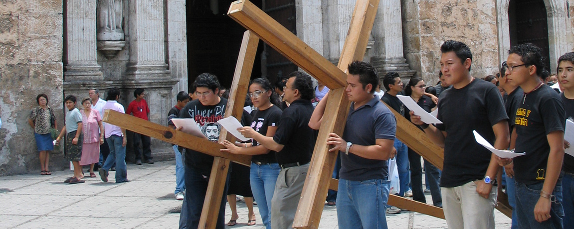 Merida Events: Semana Santa