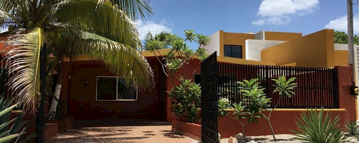 PERFECT THREE BEDROOMS IN CHELEM (TY) | Yucatan Living