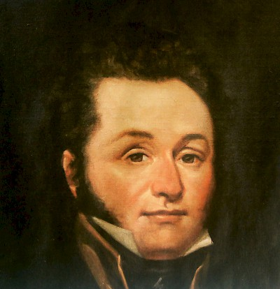 Portrait of Lorenzo de Zavala <a href=></a>