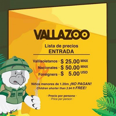 Vallazoo in Valladolid <a href=></a>