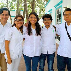 The brilliant, young medical staff <a href=></a>