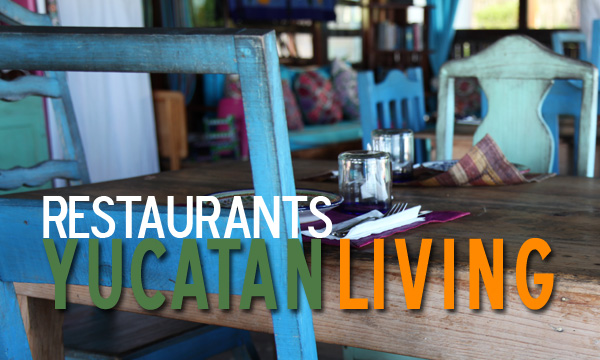 Restaurant El Gallito Yucatan Living