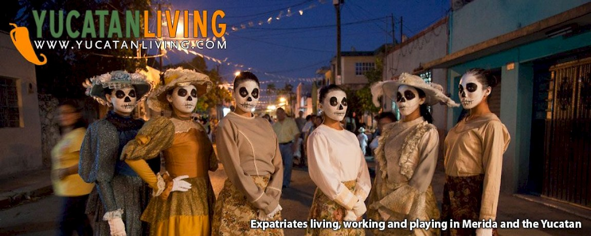Yucatan News: Day of the Dead and Turkeys