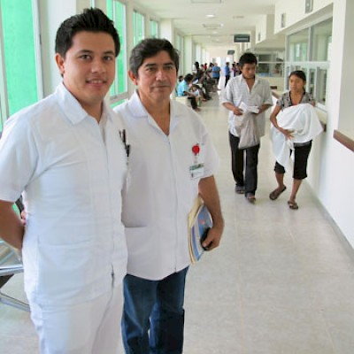 Valladolid Hospital Employees <a href=></a>