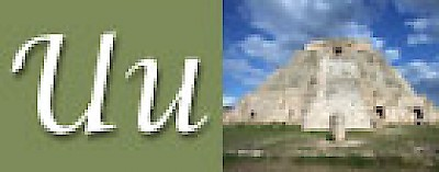 U is for Uxmal in Yucatan <a href=></a>