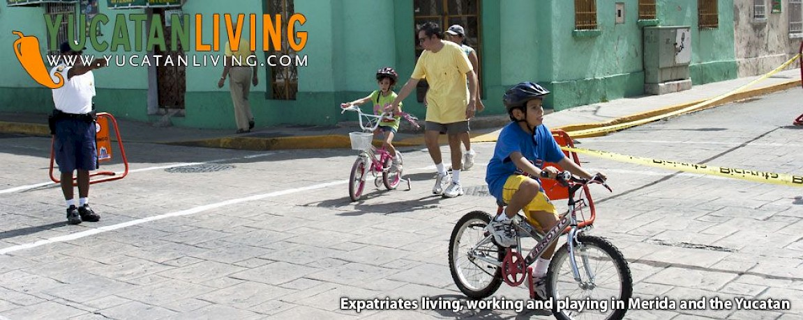 Children's Activities in Yucatan