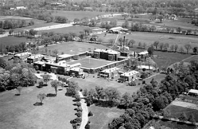Campus of Burke Rehabilitation Hospital in 1915 <a href=></a>