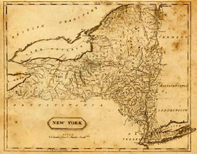 New York Map from 1812 <a href=></a>