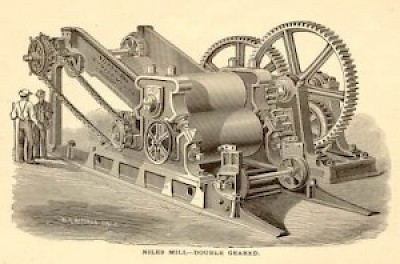 Steam Powered Mill Equipment <a href=></a>
