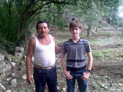 Miguel and my son <a href=></a>