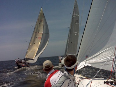 Sailing in the regatta to Yucatan Peninsula <a href=></a>
