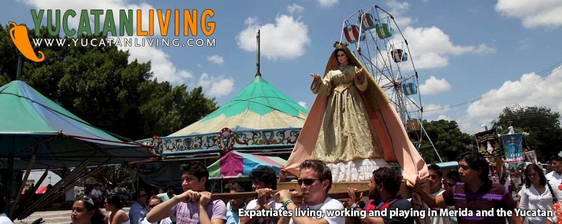 Merida Events: Fairs and Anime