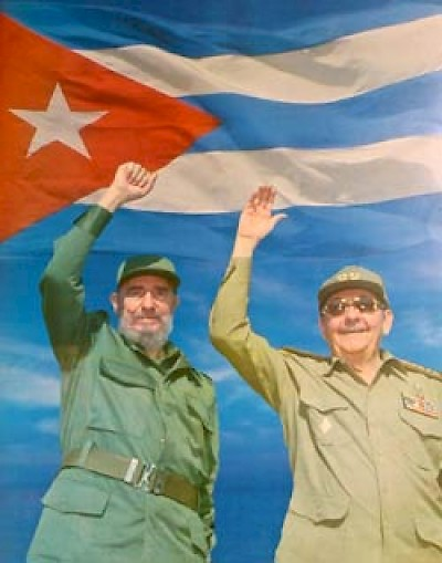The Castros of Cuba <a href=></a>