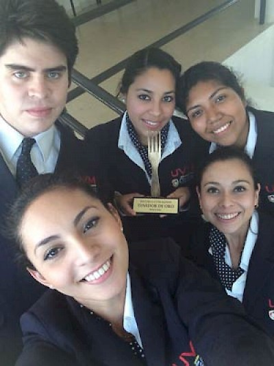 Glion restaurant school in Merida Yucatan Mexico <a href=></a>