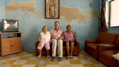 Jeremiah Tower in Yucatan with Cook It Raw <a href=></a>