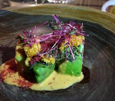 Maya Yucatan cuisine from Roberto Solis at Nectar <a href=></a>