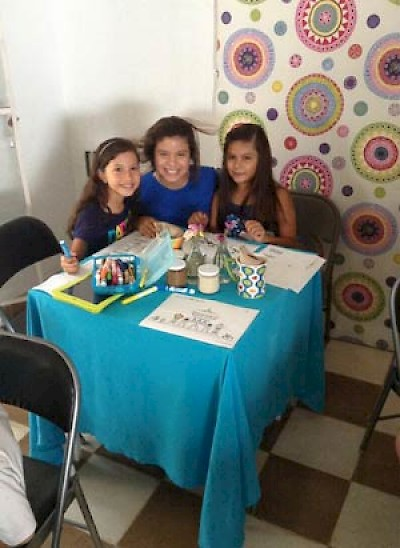 Homeschoolers having fun in Merida Yucatan <a href=></a>