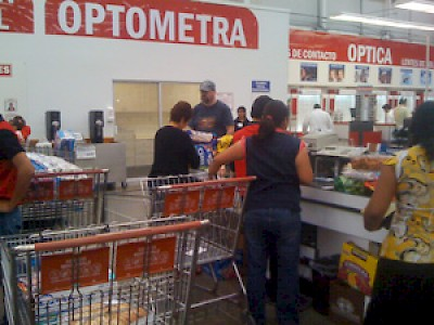 Inside Costco in north Merida Yucatan <a href=></a>