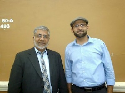 Dr. Waseem Sayed and Noman Rana <a href=></a>