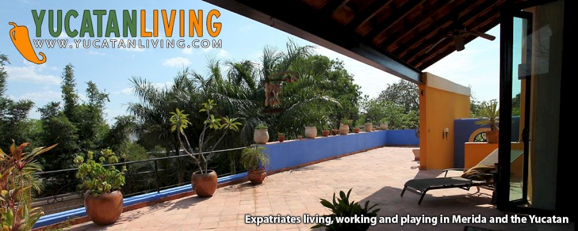 Renting a House in the Yucatan