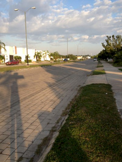The Streets of Montebello in Merida Yucatan <a href=></a>