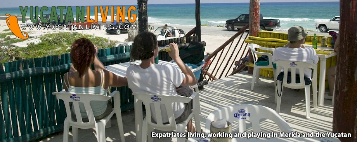 Working Day In Cozumel Yucatan Living