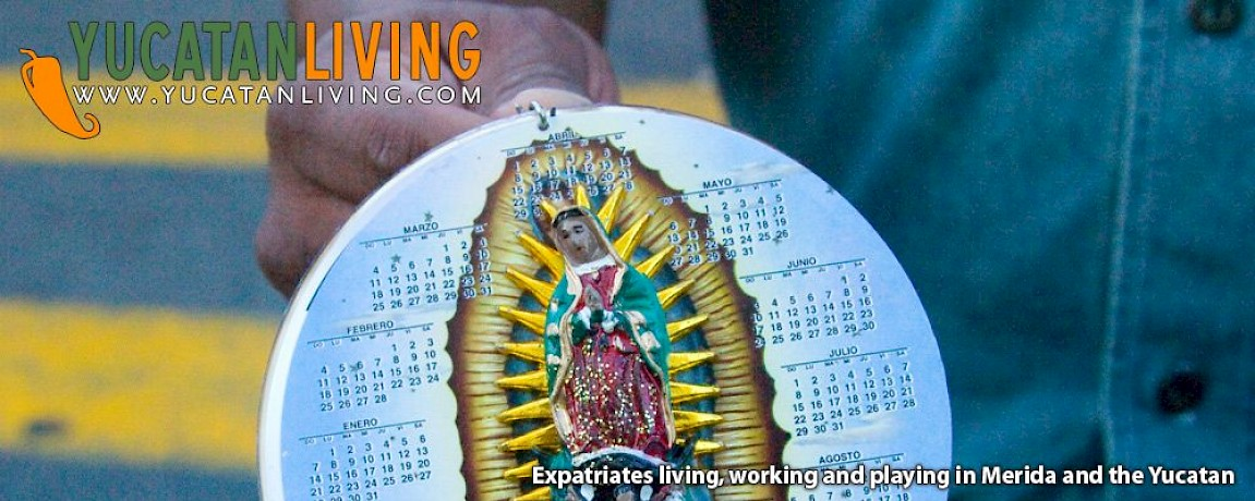 The Virgin of Guadalupe Video