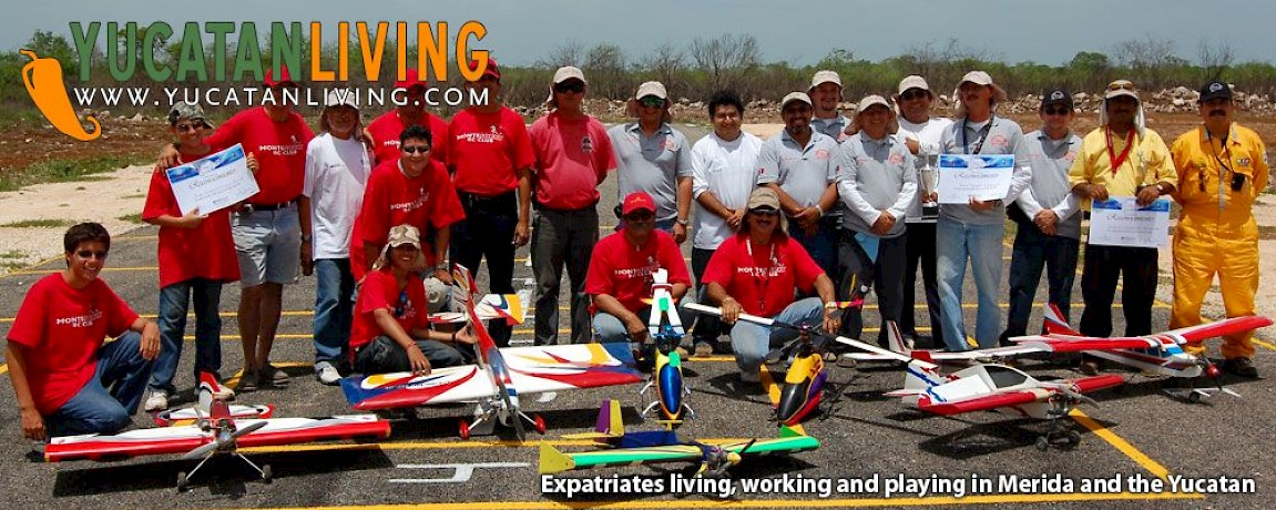 RC Airplanes in Merida